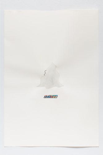 Tina Graf, Galerie HAAS & GSCHWANDTNER, Paarung ist harter Wettbewerb, Female Paperpositions