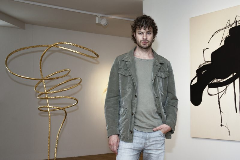 Julian Khol. Geträumte Zukunft, © Galerie HAAS & GSCHWANDTNER