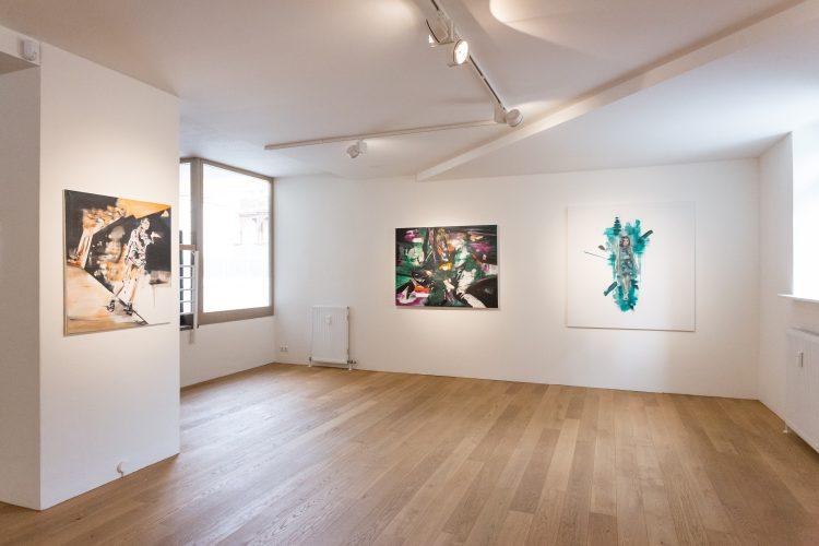 Galerie HAAS & GSCHWANDTNER, Deniz Alt, 2020, Foto: Sabine Bruckner