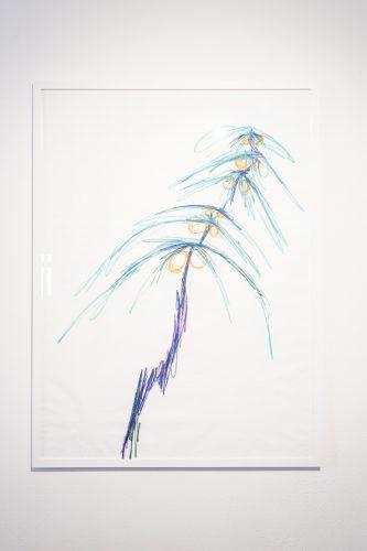 Pure Bliss, Galerie HAAS & GSCHWANDTNER, Kathrin Isabell Rhomberg, Fade Out, Salzburg