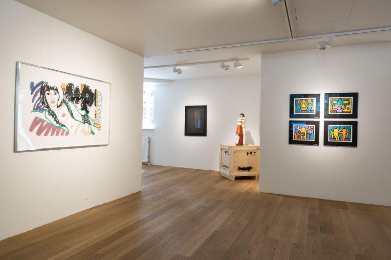 Galerie HAAS & GSCHWANDTNER Salzburg, 2021