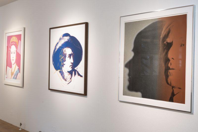 Galerie HAAS & GSCHWANDTNER Salzburg, 2021, Andy Warhol