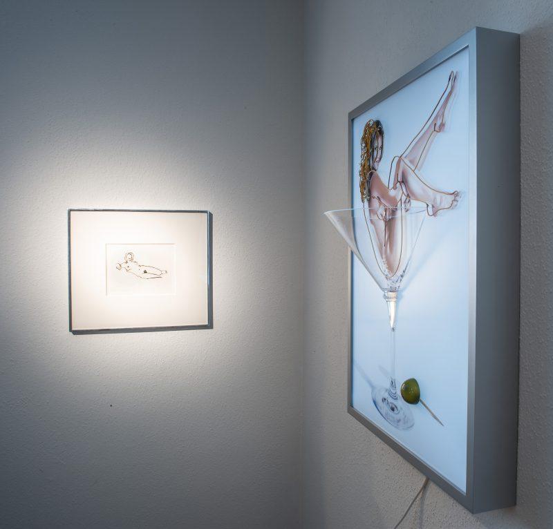 Galerie HAAS & GSCHWANDTNER, Salzburg, REVISIT!, 2021