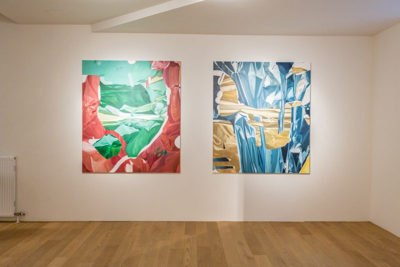 Galerie HAAS & GSCHWANDTNER Salzburg, Kathrin Isabell Rhomberg, Infinite Horizon, 2021